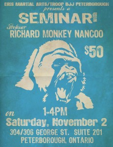 November 2013 Monkey Seminar