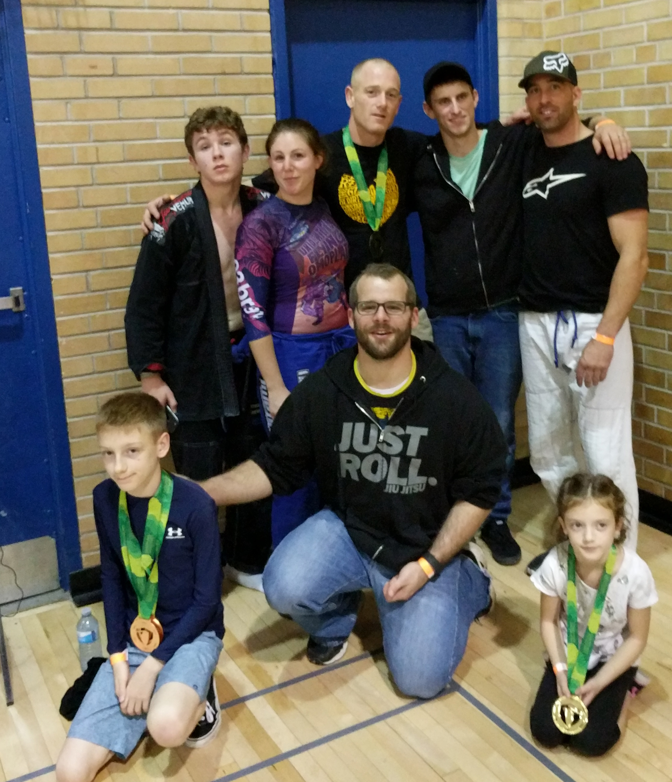 Results from Grappling Industries Toronto – Eris Martial